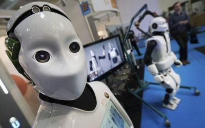 Pagarán los robots nuestras pensiones